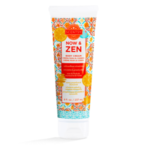 Now & Zen Body Cream
