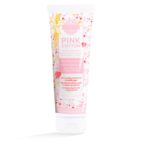 PINK COTTON BODY CREAM