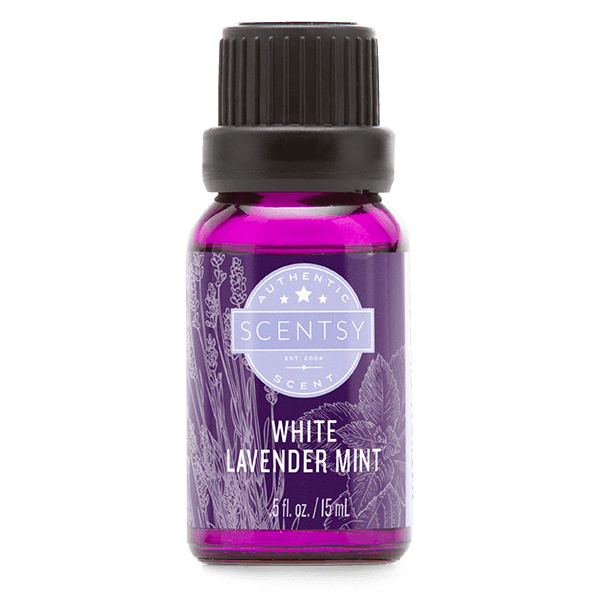WHITE LAVENDER MINT