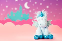 scentsy unicorn buddy new