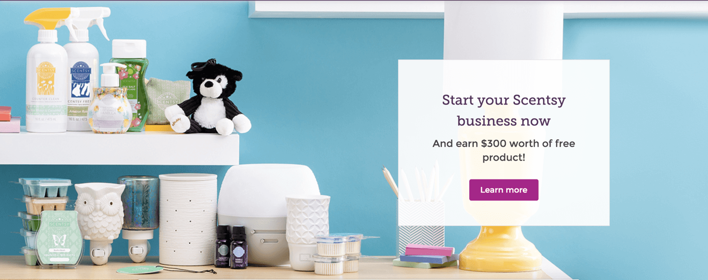 free scentsy join