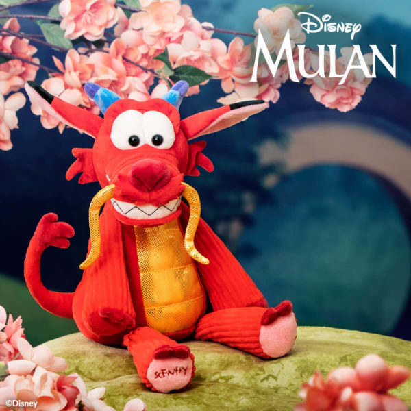 mulan dragon buddy