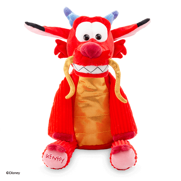 mushu dragon