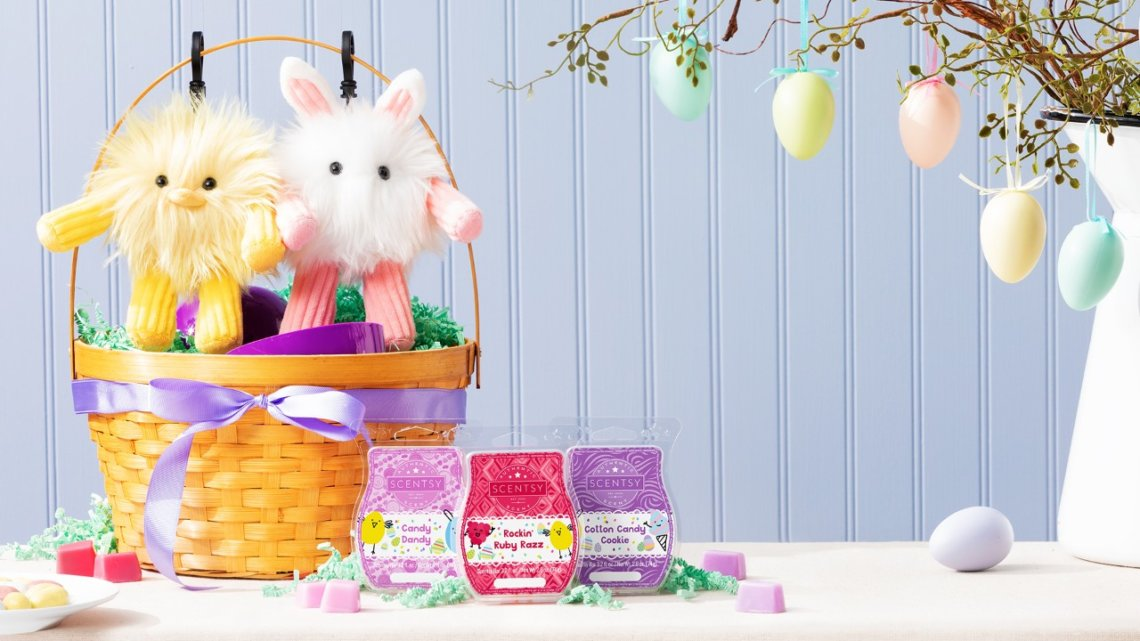 scentsy easter specials