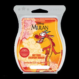 Mulan Dragon – Mushu Scentsy Bar