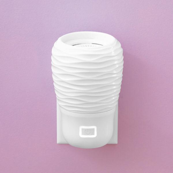 spin wall fan