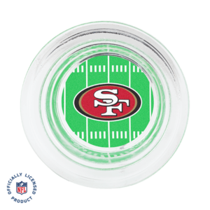 scentsy NFL Dish SF 49ers