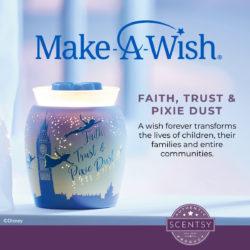 make a wish faith tinkerbell