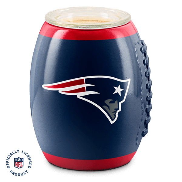 New England Patriots NFL football warmer