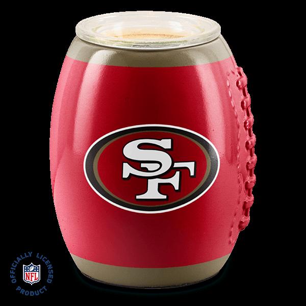 San Francisco 49ers scentsy