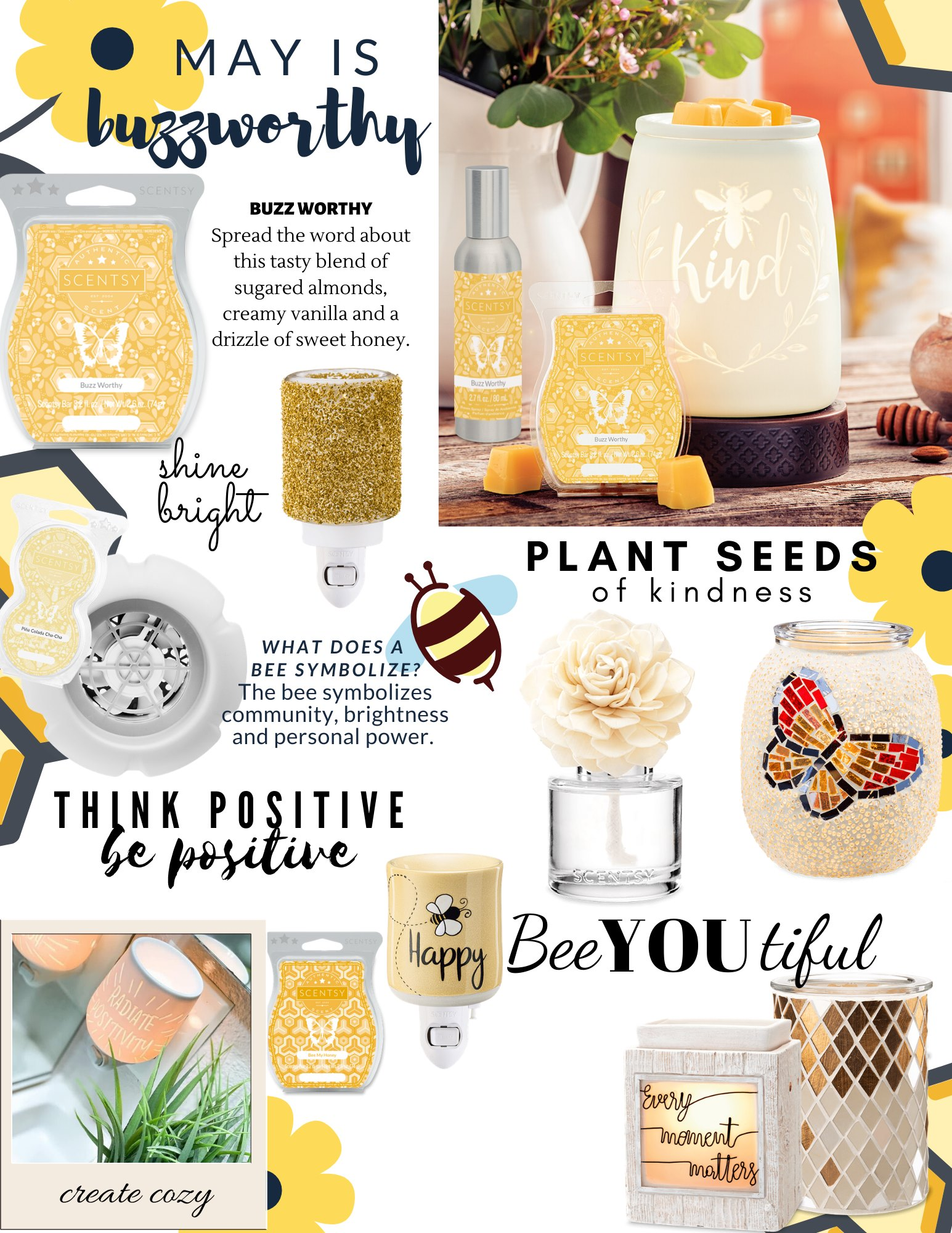 Scentsy in May 2020