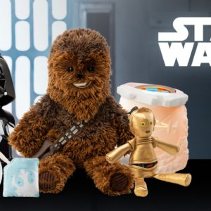 scentsy disney star wars