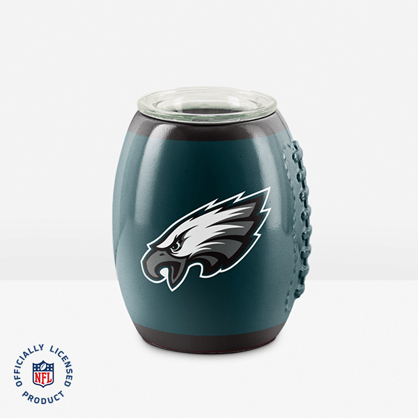 NFL eagles Scentsy Warmer Off