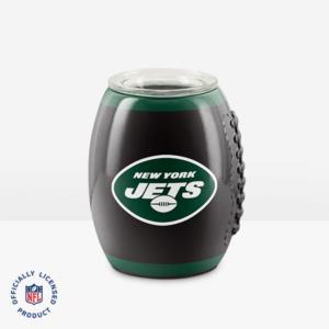 warmer off NFL Jets