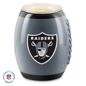 scentsy raiders nfl warmer