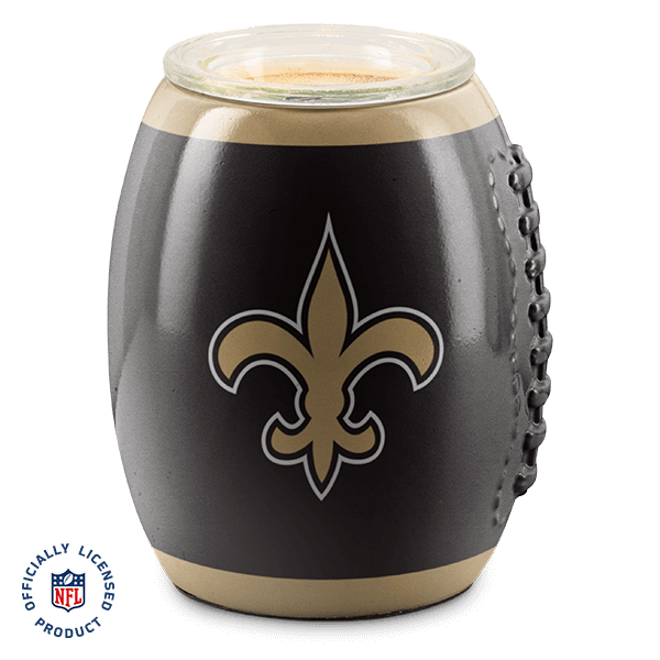 Scentsy NFL warmer New Orleans Saints