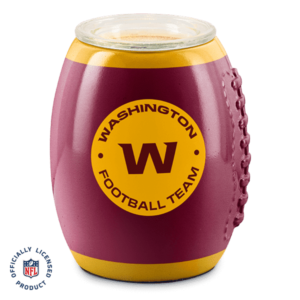 scentsy redskin washington nfl warmer
