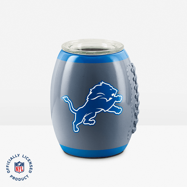 lions candle warmer off