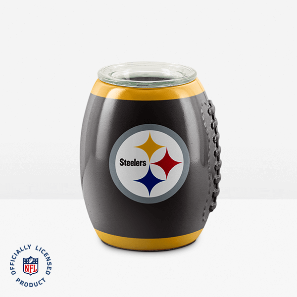 scentsy nfl steelers warmer