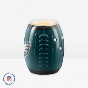 Side View Scentsy Eagles Warmer