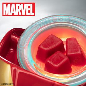 dish for marvel iron man