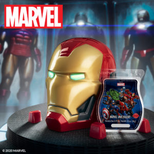 scentsy iron man warmer