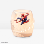 spiderman view on