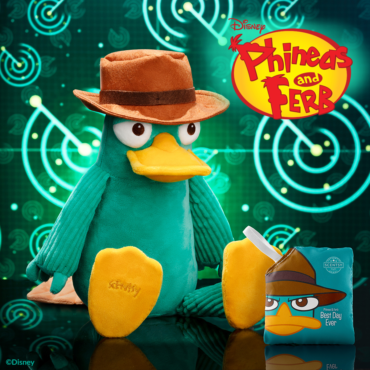 perry phineas ferb