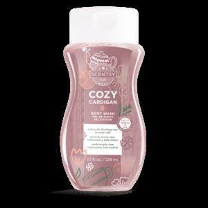 cardigan scentsy body wash