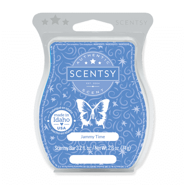 Scentsy jammy time wax