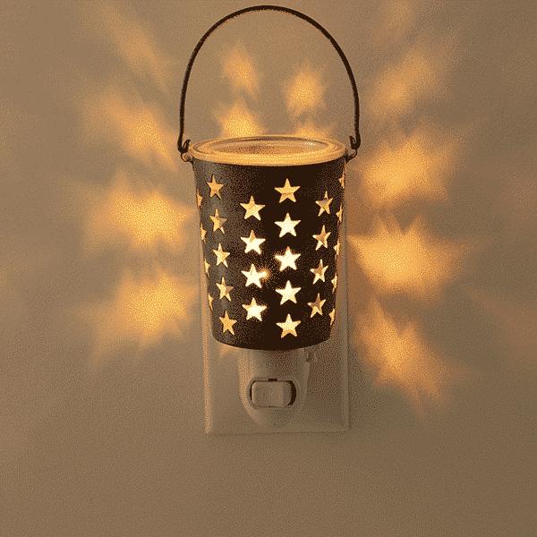 Scentsy Seeing Stars Mini Warmer