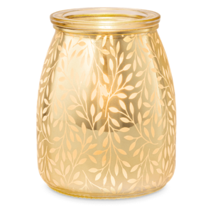 scentsy fall leaves laurel warmer
