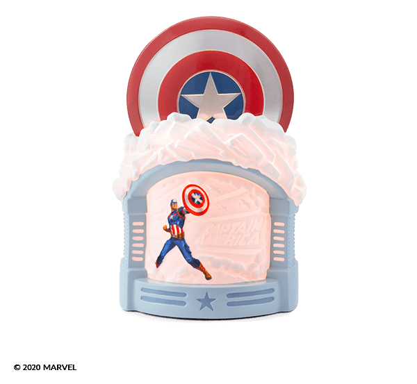 captain america on