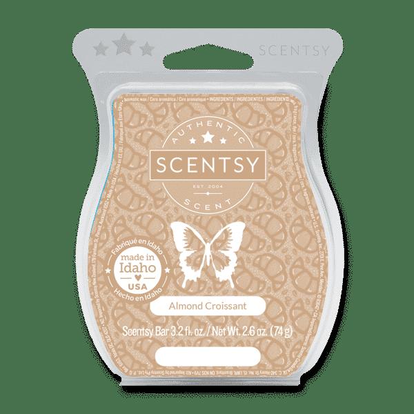 scentsy almond croissant