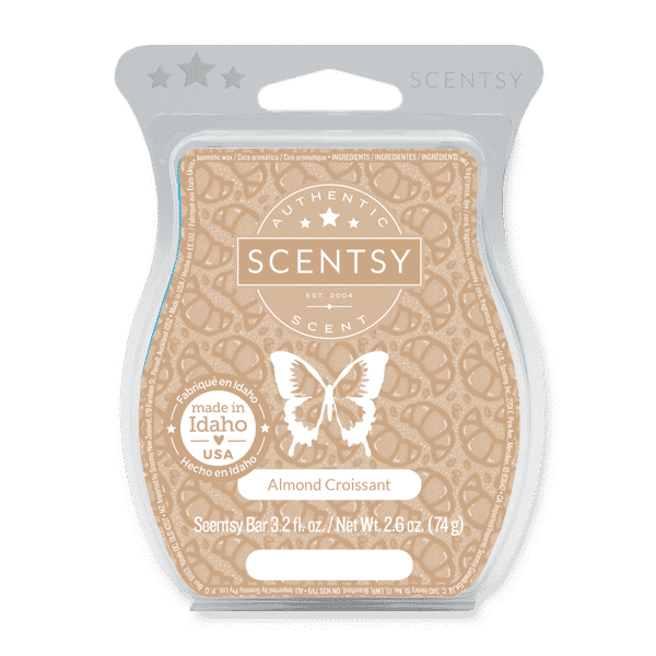 scentsy almond croissant