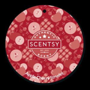 apple cherry strudel scentsy