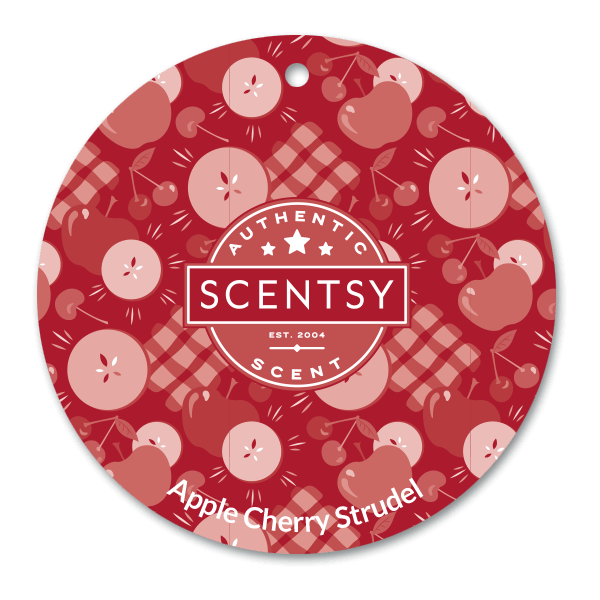 apple cherry strudel scentsy