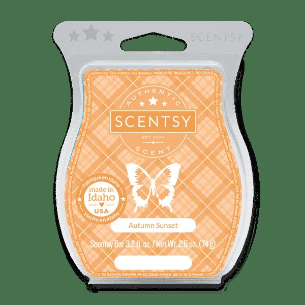 scentsy autumn bar