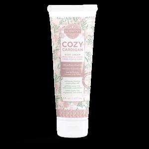cardigan scentsy body cream