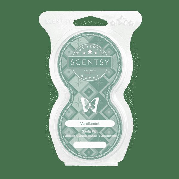 Scentsy Vanillamint Pods