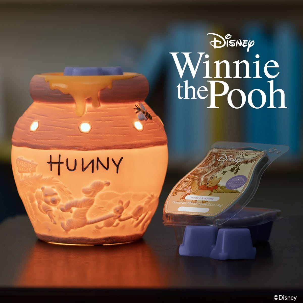 Winnie the Pooh-Hunny Pot Warmer