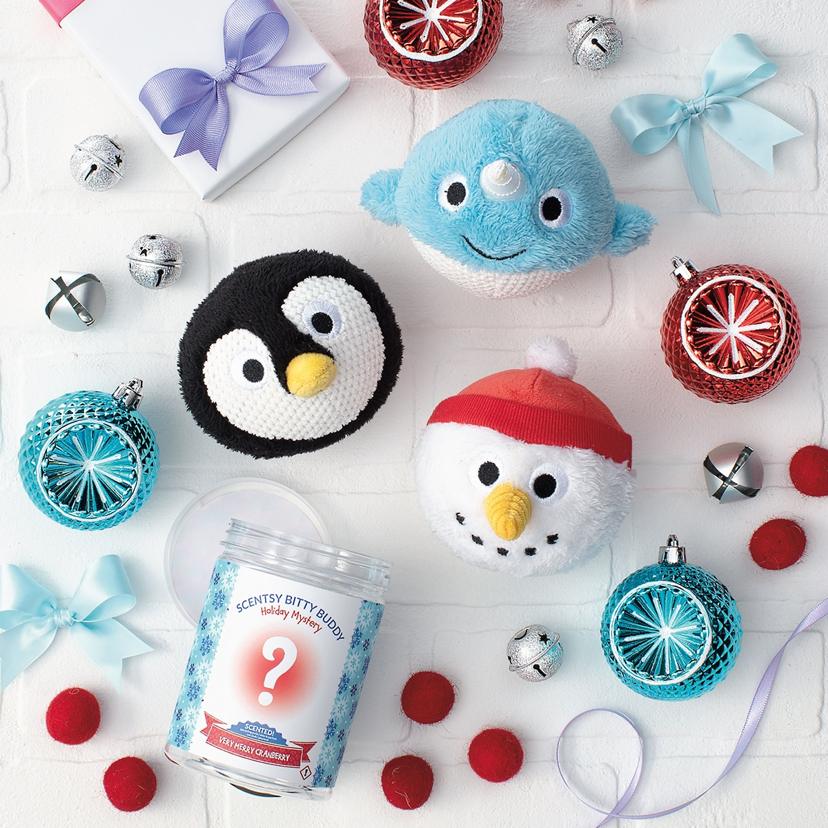 scentsy little buddy christmas