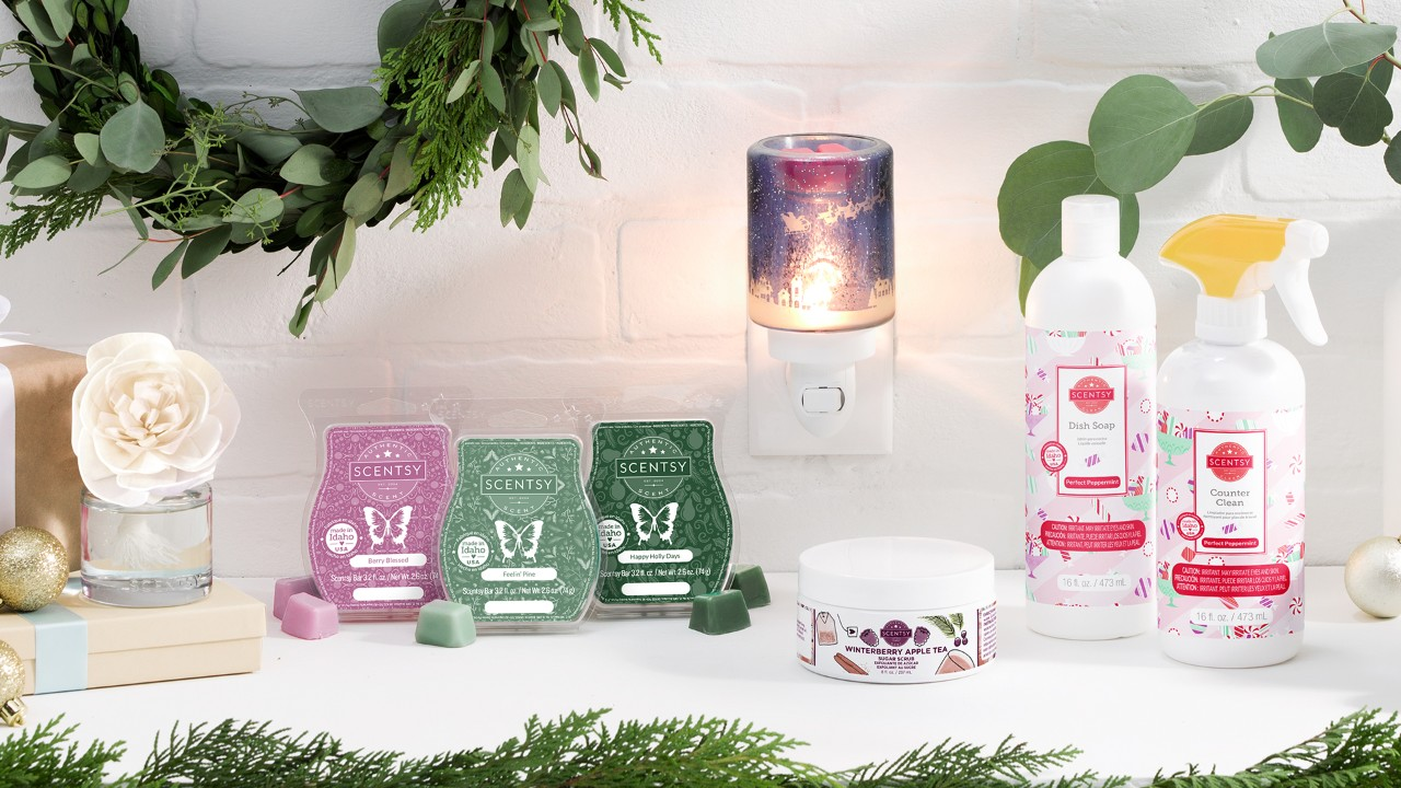 holiday scents warmers