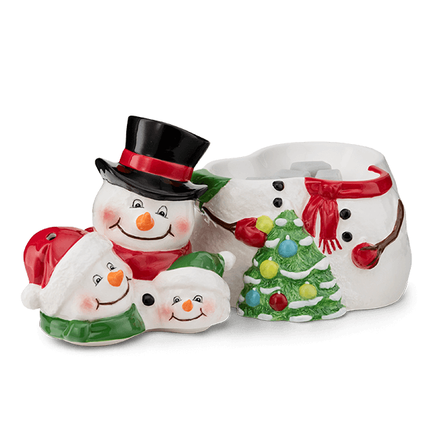 SCENTSY SNOWMAN