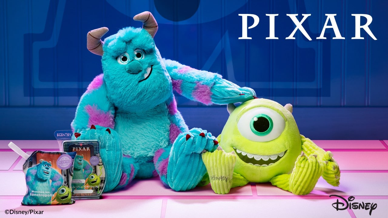 scentsy monster inc