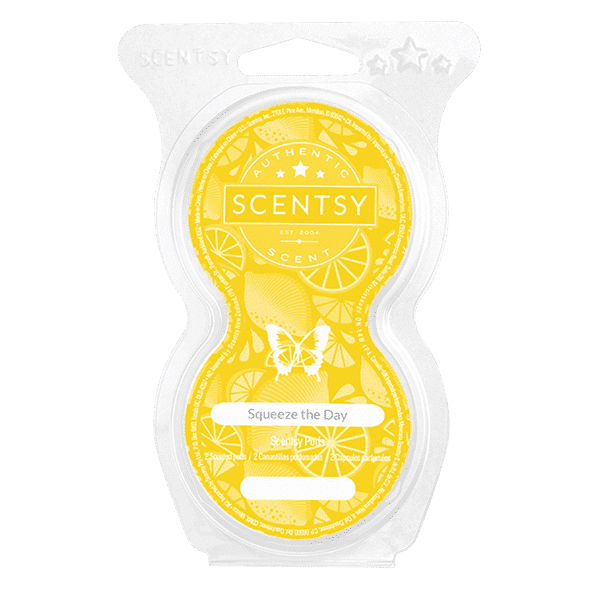 Scentsy Squeeze The Day Pods