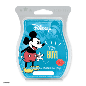 oh boy mickey mouse scentsy scent