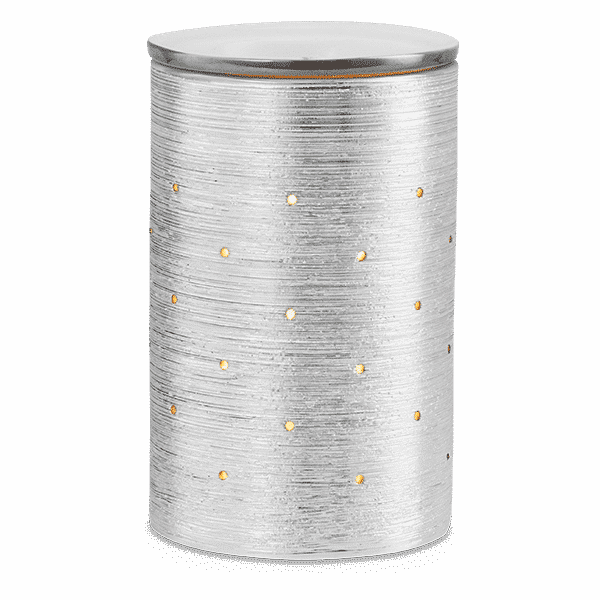 silver warmer etched core