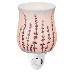 lavender love mini warmer on