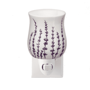 scentsy lavender love mini warmer